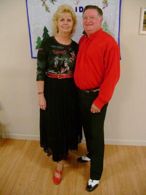 Ronnie and Bonnie Bond