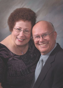 Kristine and Bruce Nelson