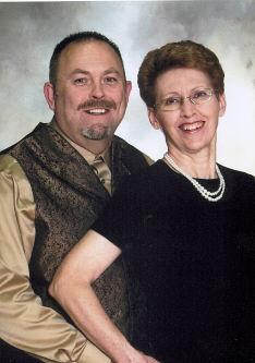 Carolyn and Tony Ahart