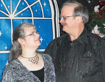 Cheryl and Geof Manley