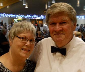 Christine and Theron Hixson