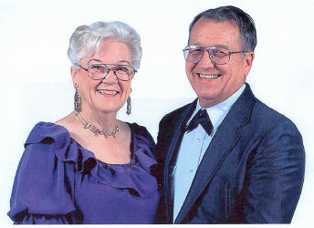 Conrad Protzman and Phyllis Kent