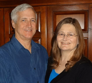 Dan and Allison Drumheller