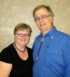 Dan and Kathy Koft