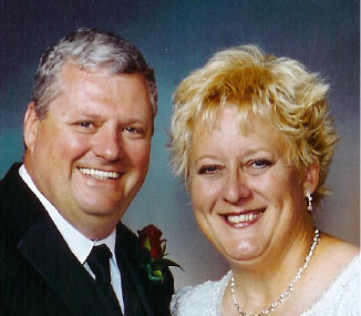 Dave and Bev Sutter