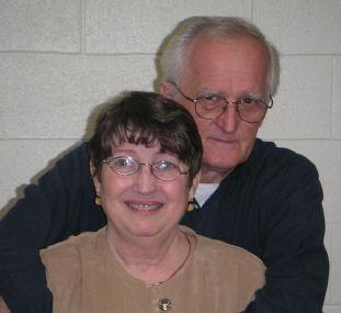 Judy and Ed Jaworski