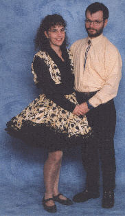 Evelyn and Dieter Eden