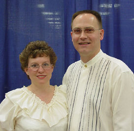 Greg and Sue Weber