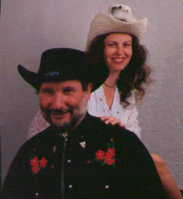 "Henry ""Hank Hoedown"" and Barbara Garfath"