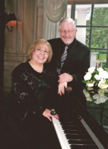 Janet Shannon and Jim Ruebsamen