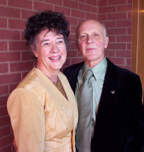 Jim and Bonnie Bahr
