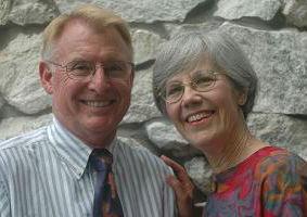 Karen and Dick Fisher