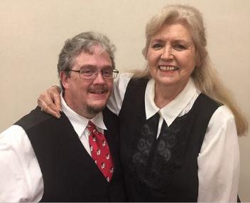Matthew Temples and Ramona Stowe