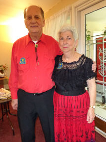 Nell and Jerry Knight