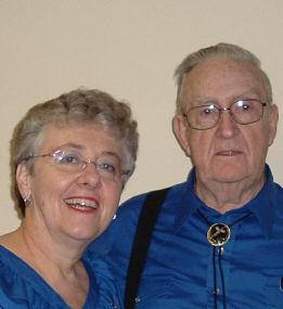 Nina and Bill Leisi