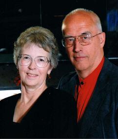 Sue and Phil Harris