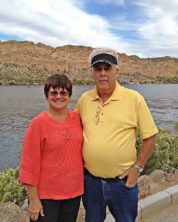 """Richard L. """"Rich"""" and Carolyn McCoy"""