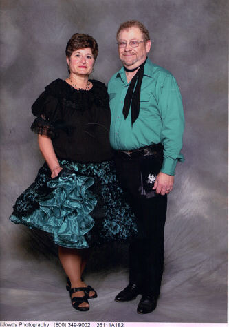 Roger and Rosemary Latchaw
