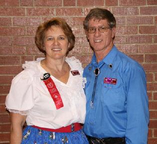 Roger and Bernadette McNeil