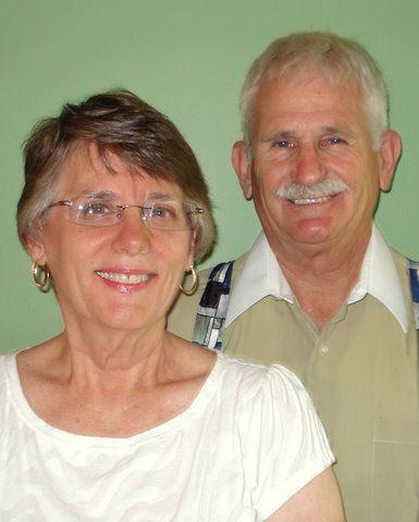 Sandy and David Sturgis