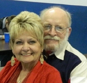 Sonya Savell-Jones and Terry Jones-Savell