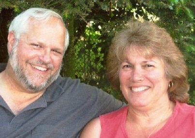 Tom Denniston and Ellen McCabe