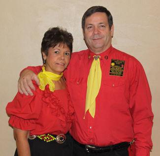 Vernon and Toni Nelson
