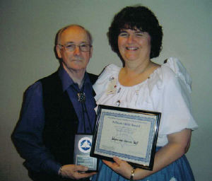 Sharron and Wayne Hall