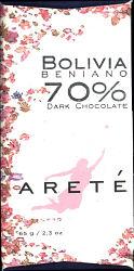 Areté - Bolivia Beniano 70%