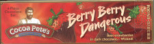 Cocoa Pete's - Berry Berry Dangerous