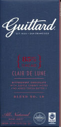 Clair De Lune Blend No. 49 (85% Cacao) (Guittard)