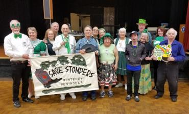 Sage Stompers