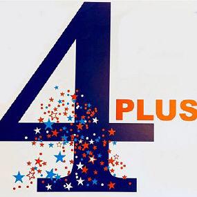 Plus 4's