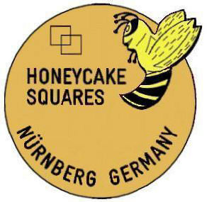 Honeycake Squares Nuernberg