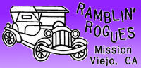 Ramblin' Rogues Summer Workshops