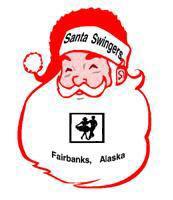Santa Swingers Square Dancers
