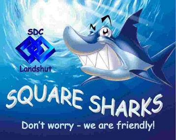Square Sharks e.V. Landshut - Plus