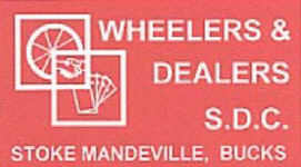 Wheelers & Dealers SDC of Stoke Mandeville