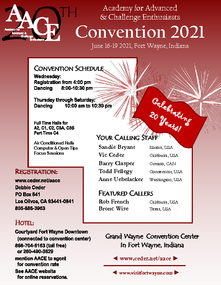 Flyer for AACE