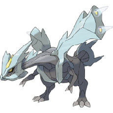 Pokemon Black and White Kyurem