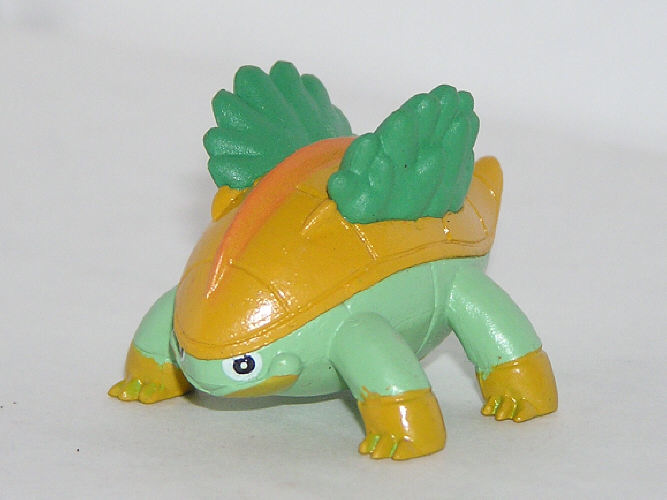 Caitlyns Pokémon Card Collection Grotle Figurine