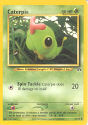 Caterpie - (Neo Discovery)