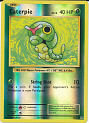 Caterpie (Reverse Holo) - (Evolutions)
