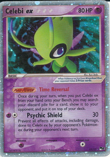Celebi ex - (POP Series 2)