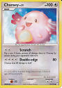 Chansey - (DP - Mysterious Treasures)