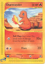 Charmander - (Expedition)