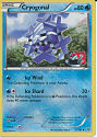 Cryogonal (Pokémon Play) (Reverse Holo) - (Noble Victories)