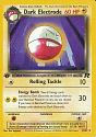 Dark Electrode - (Team Rocket)