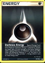 Darkness Energy (Special Energy Card) - (EX Power Keepers)
