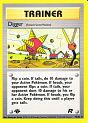 Digger (Rocket's Secret Machine) - (Team Rocket)